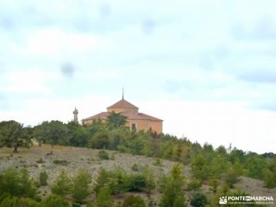 Enebral y Ermita de Hornuez – Villa de Maderuelo;rutas comunidad de madrid hoces del río duratón